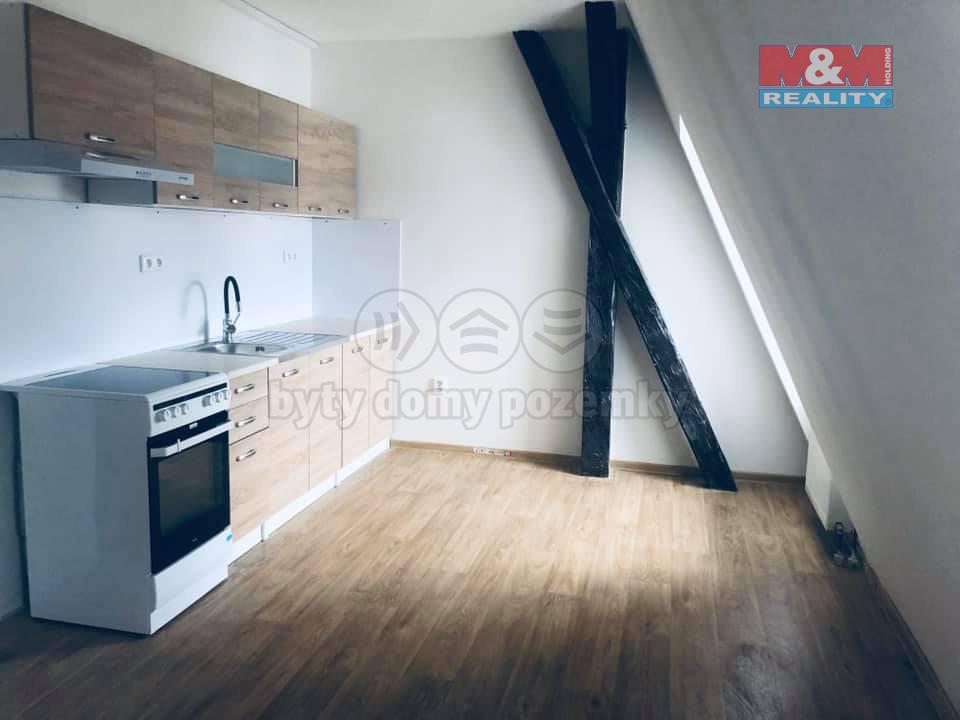Prodej bytu 2+kk, Lanškroun, ul. Lázeňská