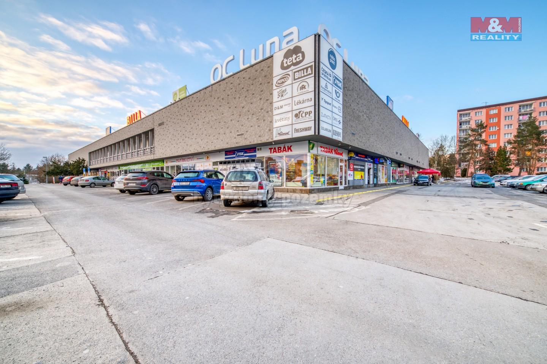 Pronájem, obchod a služby, 60 m2, Plzeň - Bory