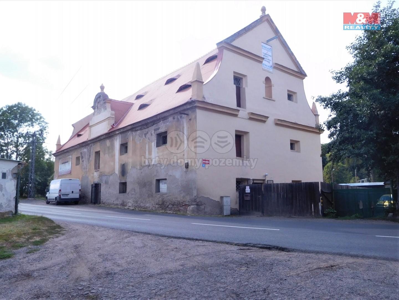 Prodej obchodního objektu, 810 m², Údlice