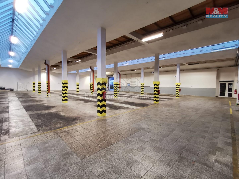 Pronájem skladu, 500 m², Ústí nad Orlicí