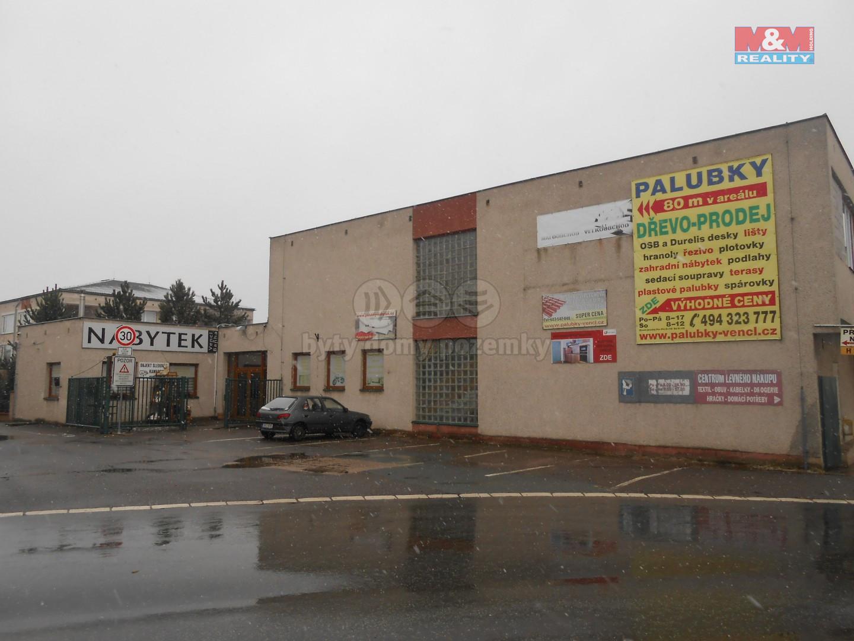 Pronájem obchodního objektu, 800 m², Týniště nad Orlicí