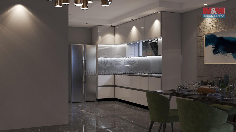 Prodej nájemního domu, 1513 m², Trnová