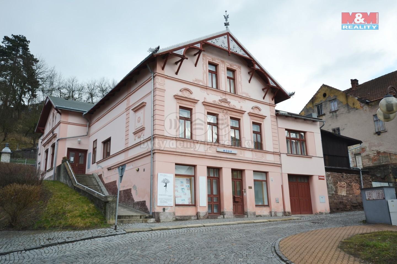 Prodej, rodinný dům, Semily, ul. Petřinova