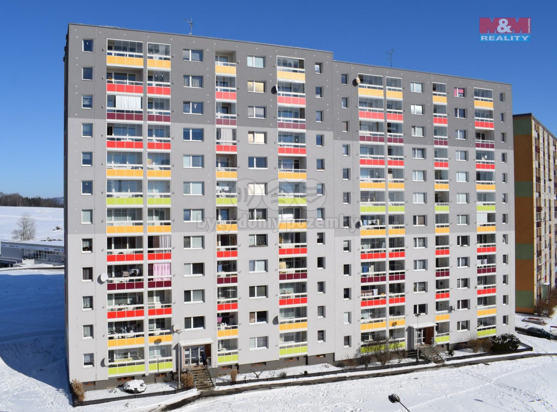 Pronájem bytu 3+1, 75 m², Česká Lípa, ul. Hradecká