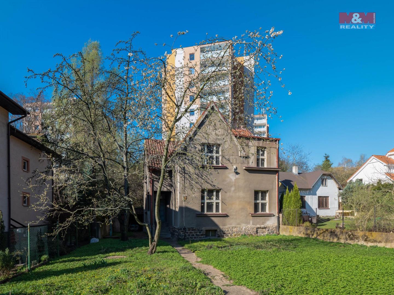 Prodej rodinného domu, 157 m², Praha 8, ul. Na Okrouhlíku