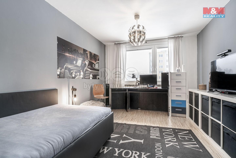 Prodej bytu 3+1, 66 m², Litoměřice, ul. Družstevní