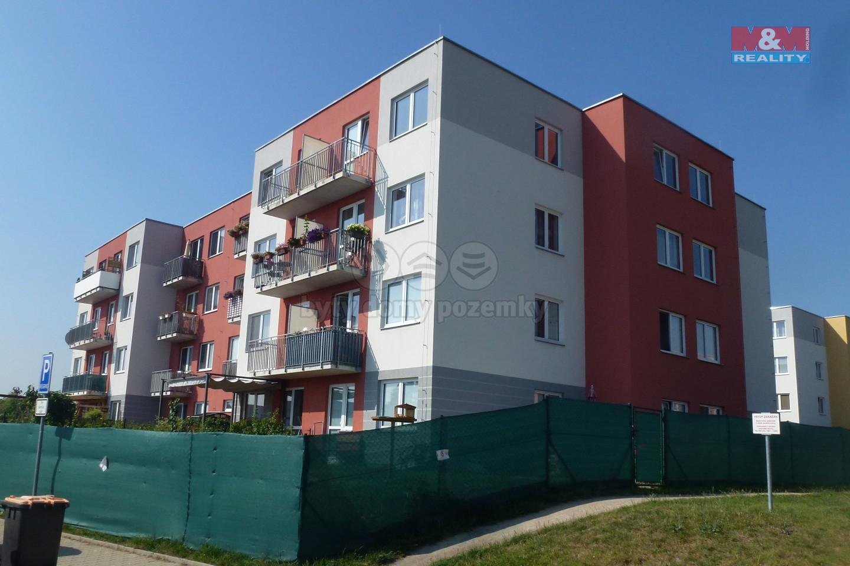 Pronájem bytu 2+kk, 52 m², Jesenice, ul. Na Okruhu