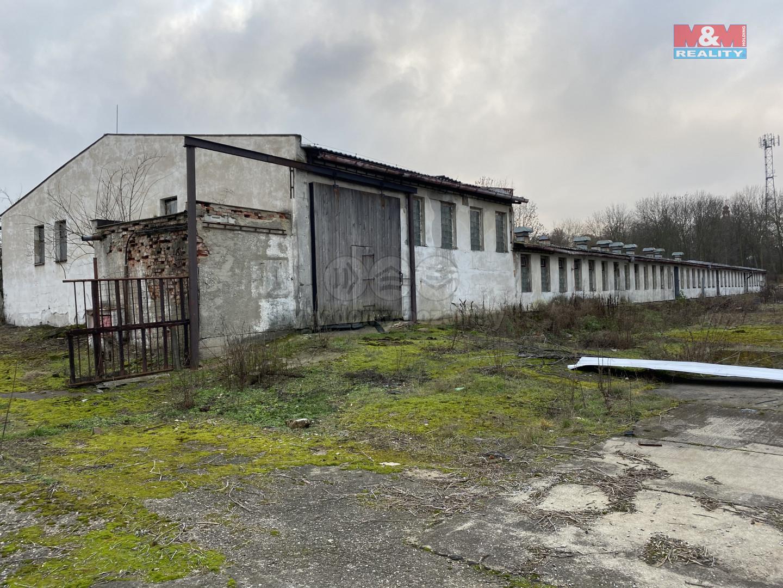 Prodej výrobního objektu ve Vilémově, ul. Podbořanská