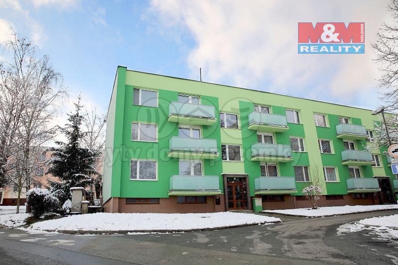 Prodej bytu 3+1, 77 m², Litomyšl, ul. Dukelská