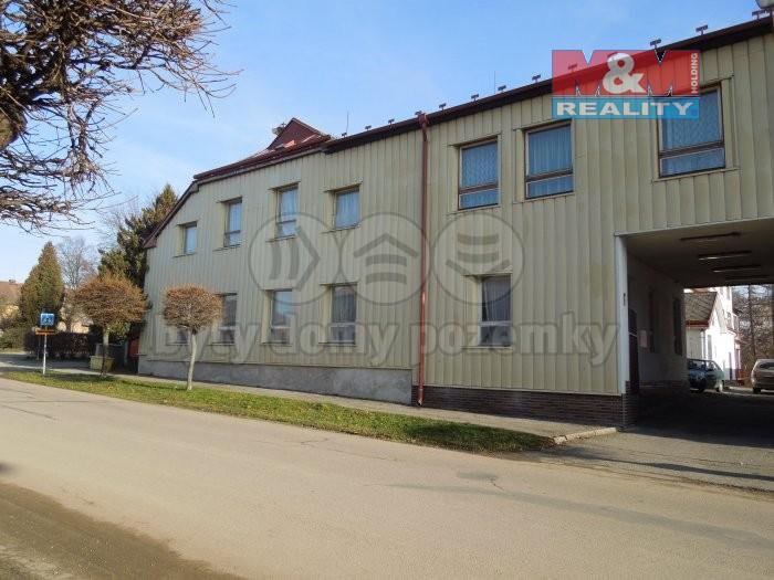 Prodej výrobního objektu, 2795 m2, Nová Včelnice