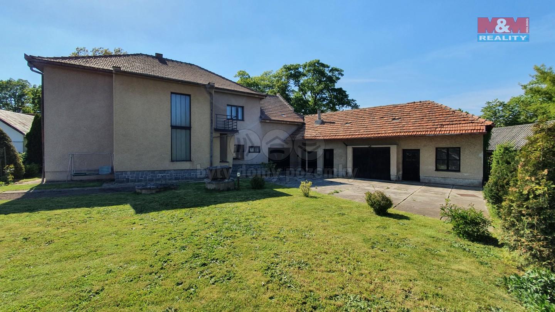 Prodej rodinného domu 6+1, 155 m2, pozemek 969 m2, Dříteč