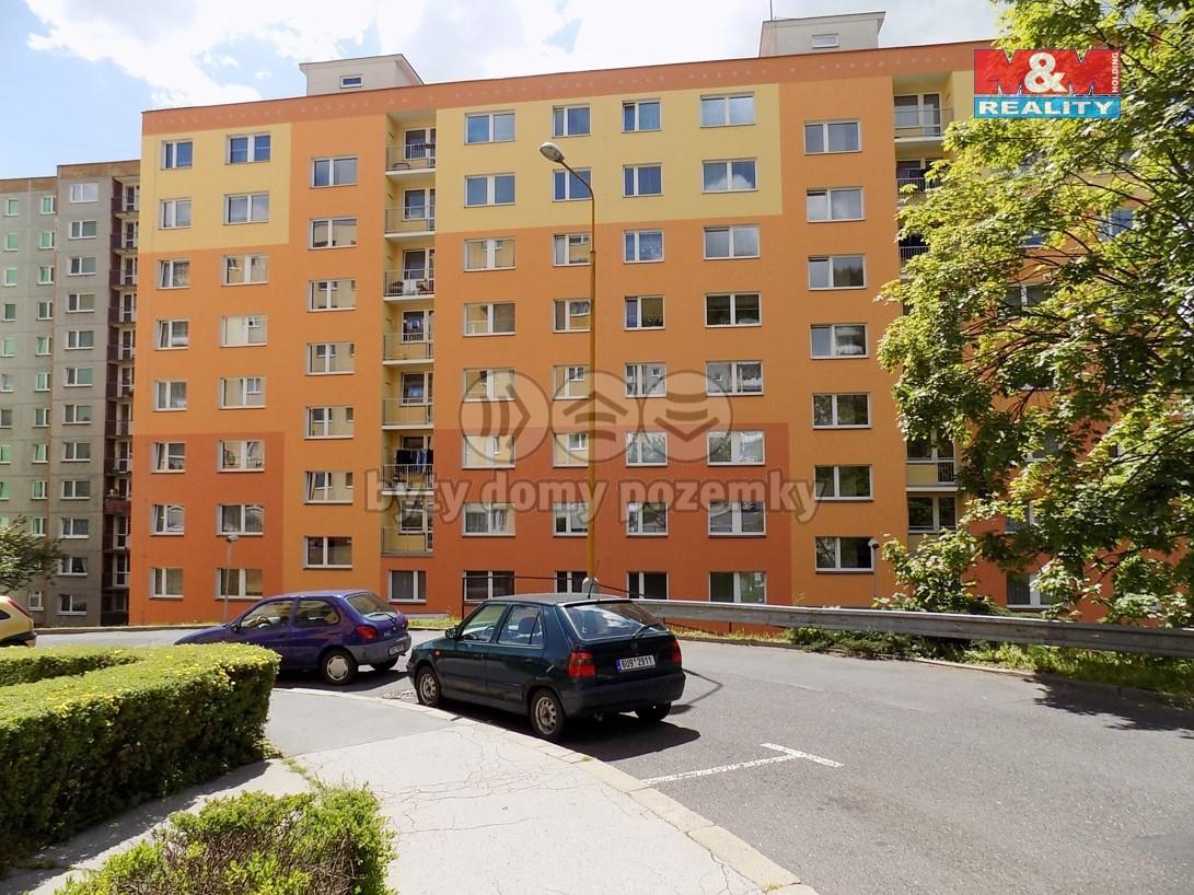 Podnájem bytu byt 2+kk, Děčín, ul. B. Martinů