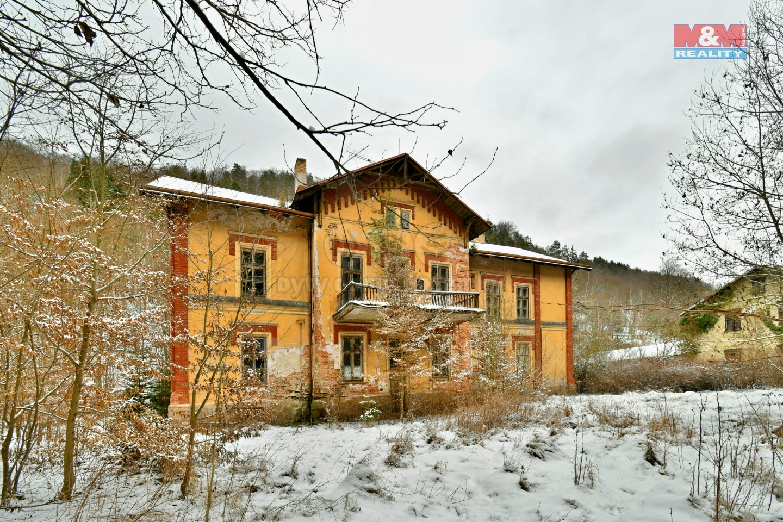 Prodej historického objektu, 3468 m², Horní Slavkov, Tovární