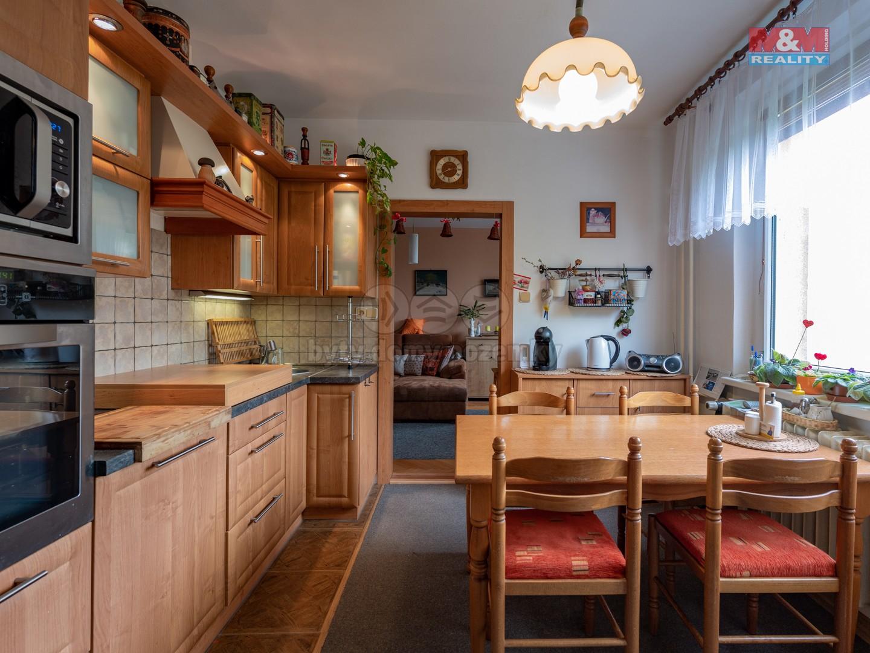 Prodej, byt 3+1, 72 m2, Vsetín, ul. Ohrada