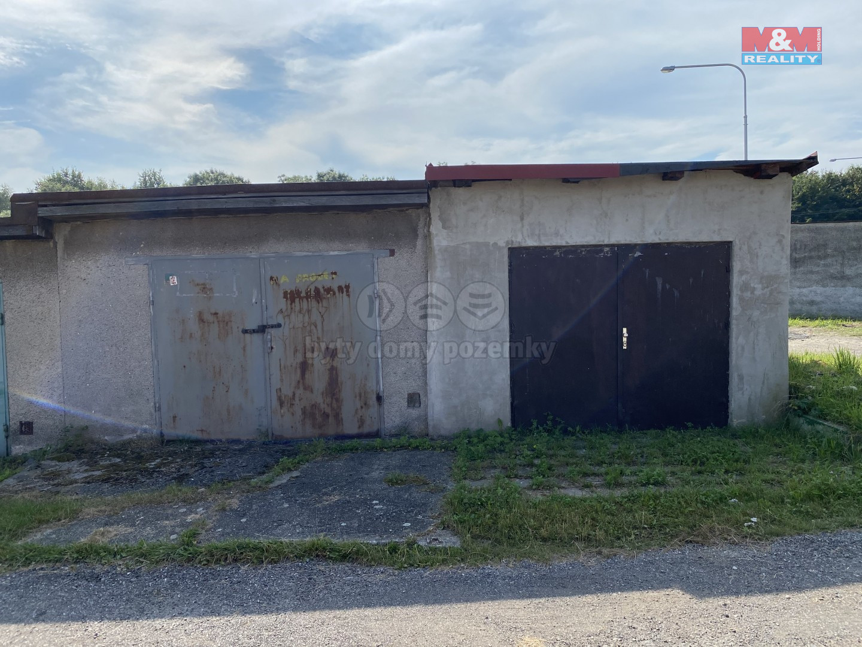 Prodej garáže, 28 m², Ostrava, ul. Sionkova