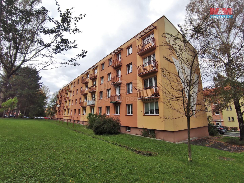 Prodej bytu 3+1, 58 m², Kopřivnice, ul. K. Čapka