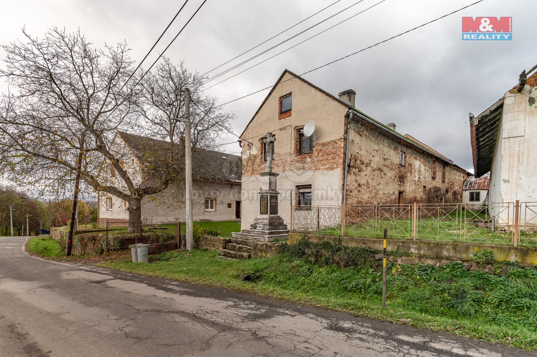 Prodej rodinného domu, 410 m², Dívčí Hrad