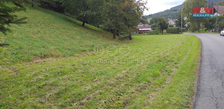 Prodej pozemku k bydlení, 1294 m², Šumperk - Horní Temenice