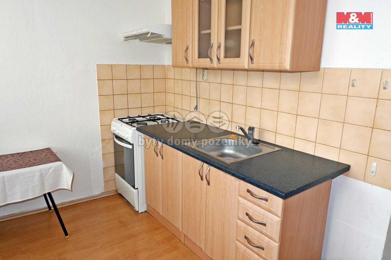 Pronájem, byt 1+1, 40 m2, Ostrava - Mar. Hory, ul. Korunní