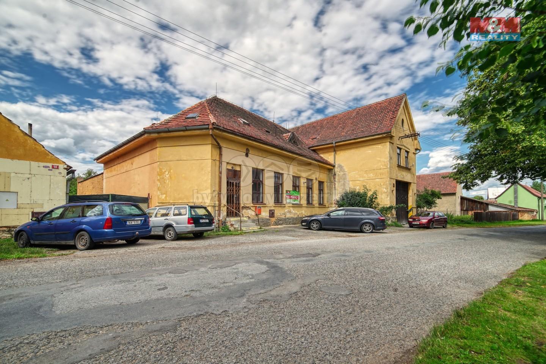 Prodej, rodinný dům, 400 m², Ves Touškov