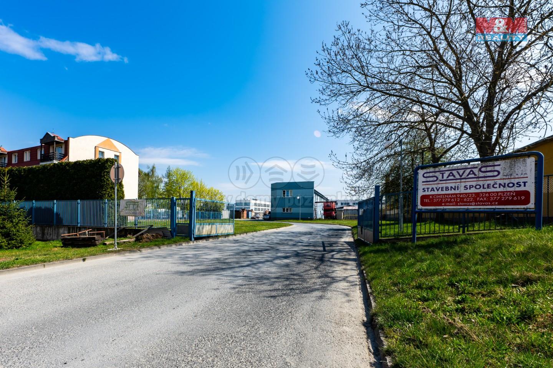 Pronájem výrobního objektu, 64 m², Plzeň, ul. K Cihelnám