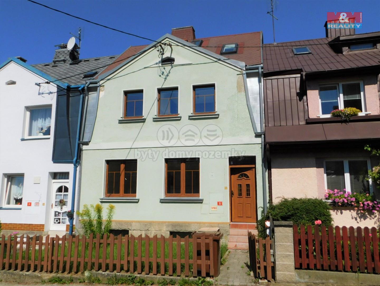 Prodej nájemního domu, 137 m², Aš, ul. Vladivostocká