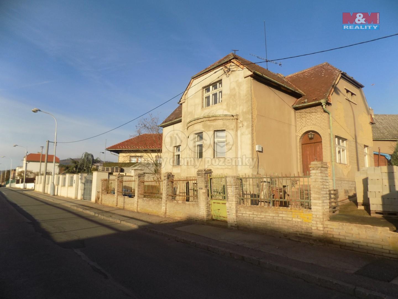 Prodej rodinného domu, 470 m², Beroun, ul. Slavašovská