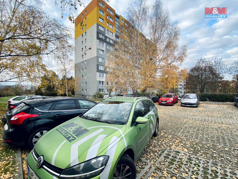 Prodej bytu 3+kk, 68 m², Praha, ul. Poljanovova