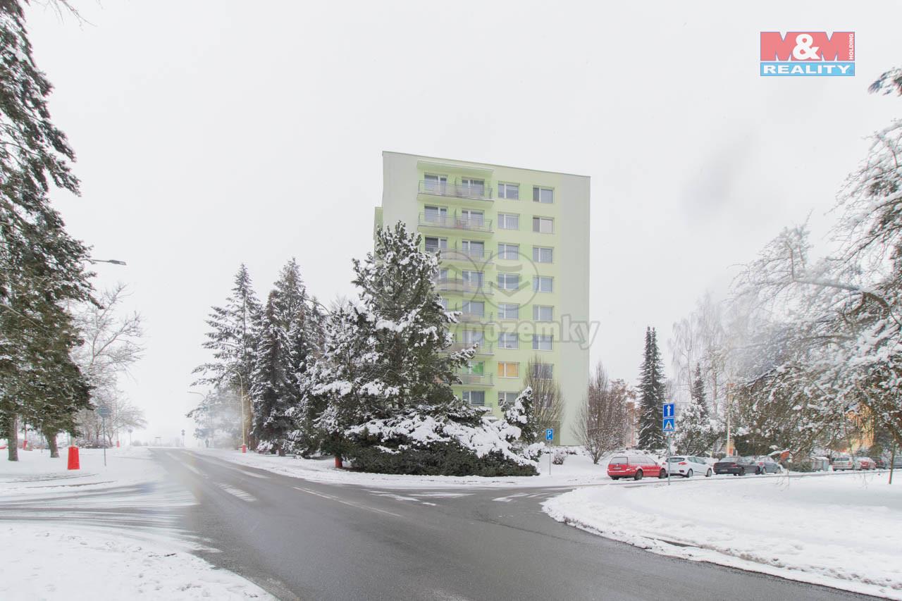 Prodej bytu 3+1, 63 m², Tábor, ul. Sokolovská