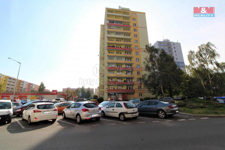 Prodej bytu 1+kk, 26 m², Praha 9 - Letňany, ul. Rýmařovská