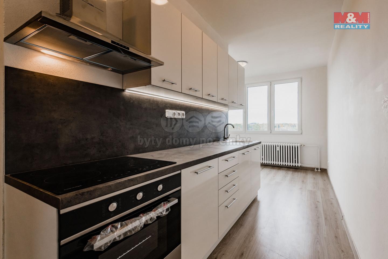 Prodej bytu 2+1, 65 m², Tábor, ul. Náchodská