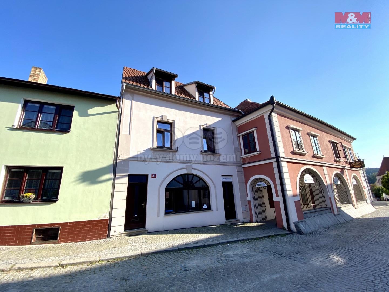 Pronájem bytu 2+kk, 44 m², Týn nad Vltavou, ul. Jiráskova