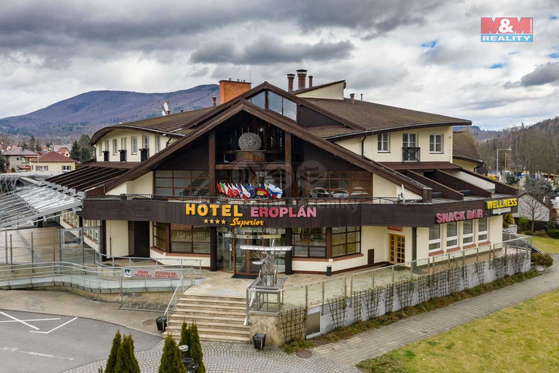 Prodej, hotel, 23062 m², Rožnov pod Radhoštěm