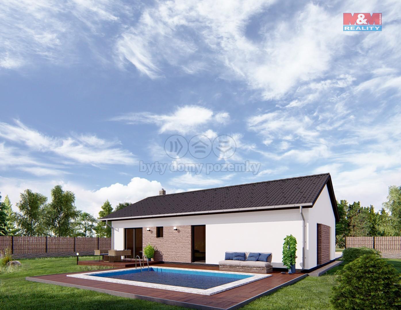 Prodej, pozemek k bydlení, 710 m², Kroměříž