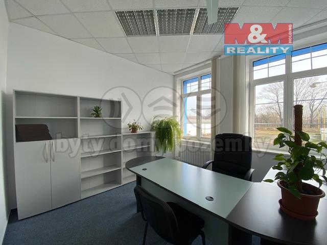 Pronájem kancelářského prostoru, 14 m², Krnov, ul. Hlubčická