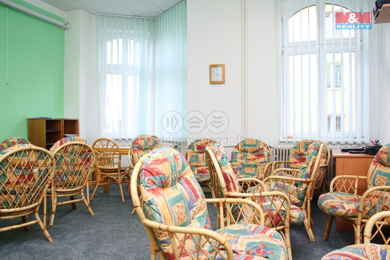 Pronájem kancelářského prostoru, 136 m², Opava - Město