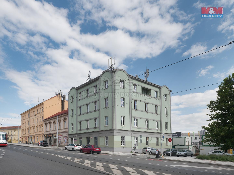 Prodej bytu 2+1, 46 m², Praha 8, ul. Zenklova