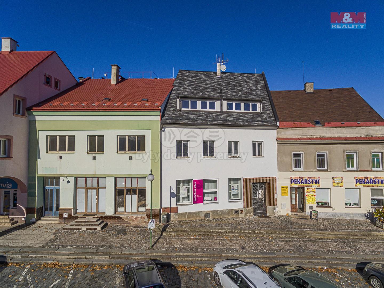 Prodej rodinného domu, 516 m², Nová Paka