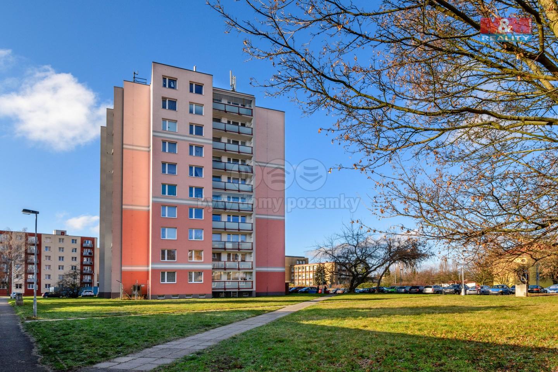 Prodej bytu 3+1, 83 m2, Kladno, ul. Vodárenská