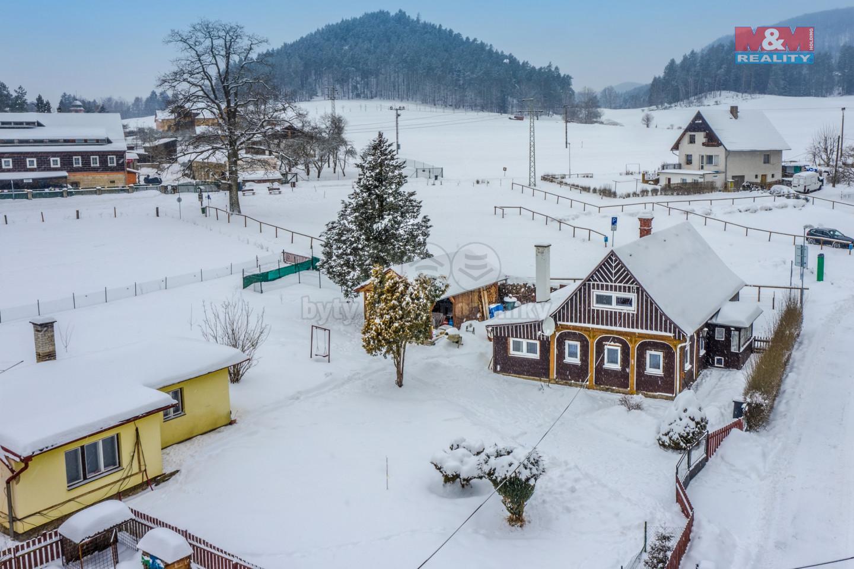 Prodej rodinný dům, 120 m², Jetřichovice, okres Děčín