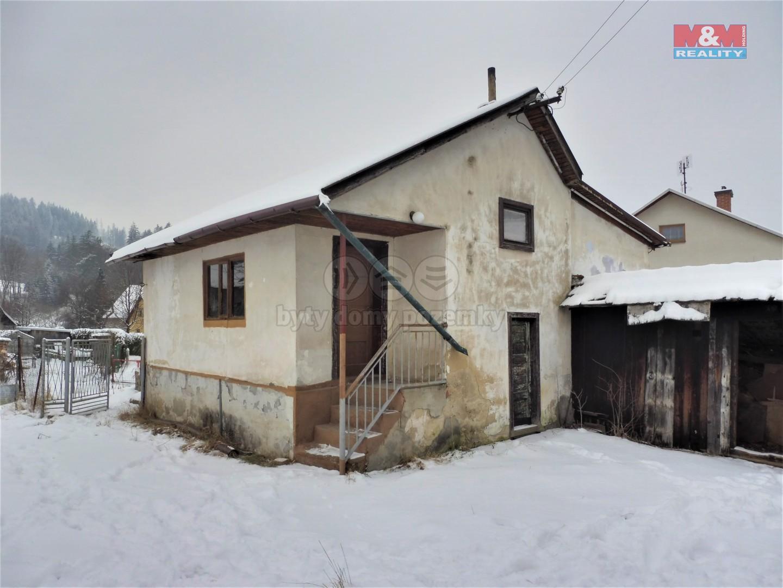 Prodej rodinného domu, Bystřička