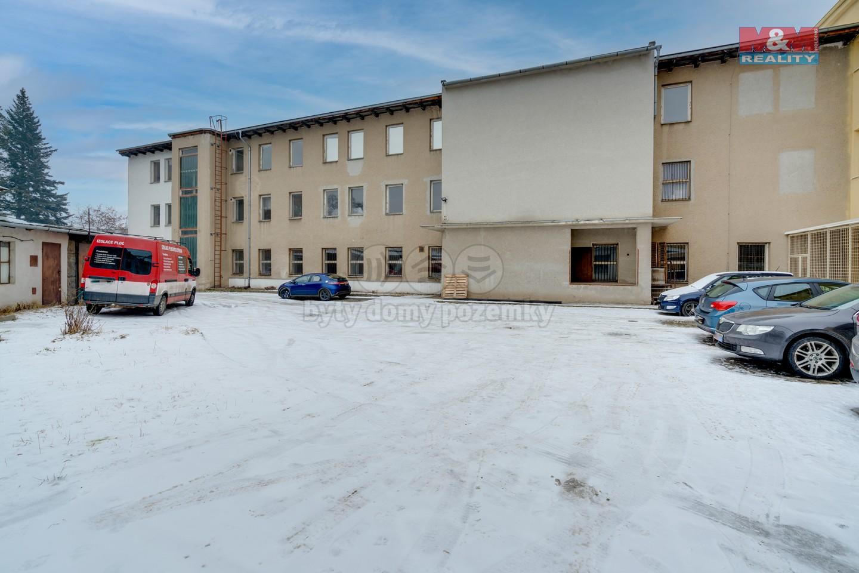 Prodej kancelářského prostoru, 318 m², Prostějov