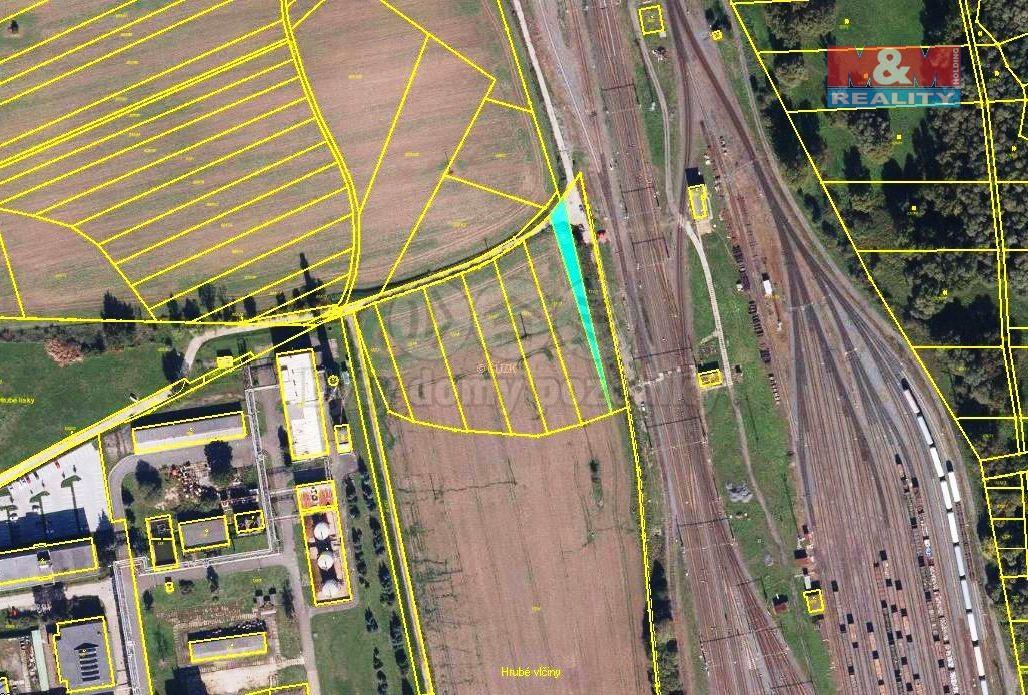 Prodej pole, 519 m², Olomouc-Klášterní Hradisko