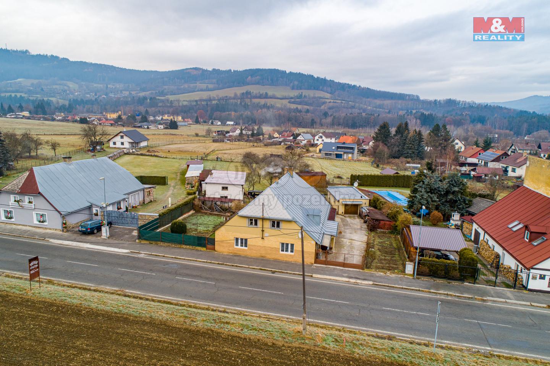 Prodej rodinného domu, 3025 m², Dlouhá Ves