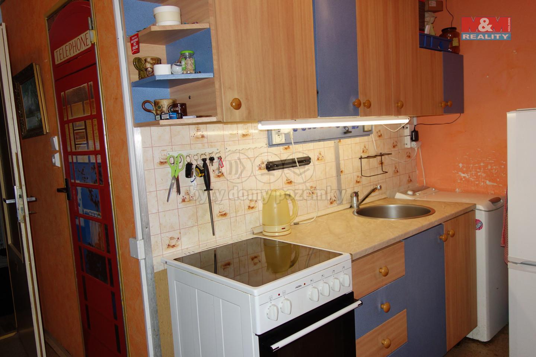 Prodej, byt 2+1, 37 m², Vysoké Mýto, ul. U Potoka