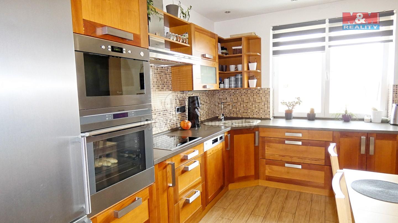 Prodej bytu 3+1, 108 m², Louny, ul. Tylova