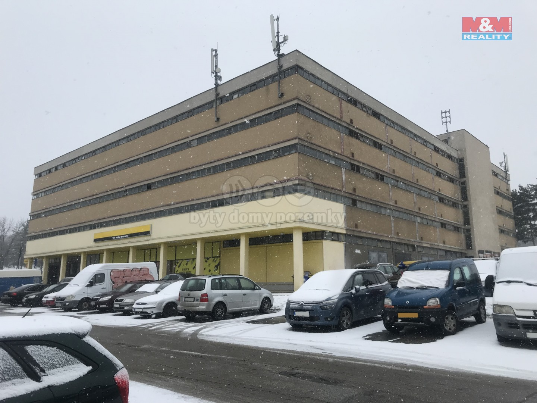 Prodej garážového stání, 13 m², Brno, ul. Loosova