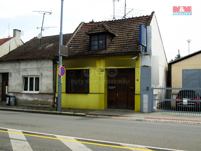 Prodej rodinného domu, 55 m², Brno, ul. Karlova