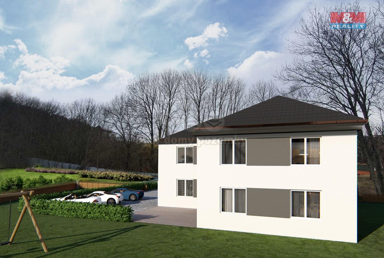 Prodej nájemního domu, 1097 m², Kladno, ul. Na Hoblíku