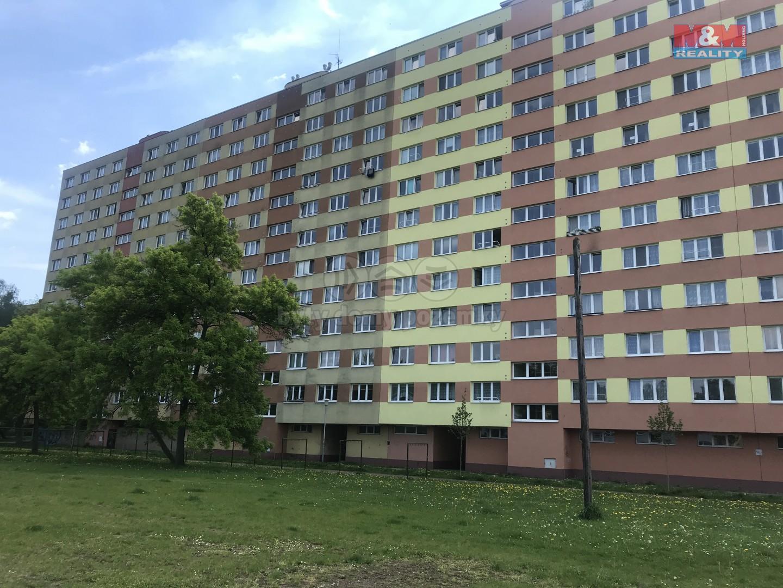 Prodej, byt 2+1, 50 m², Ostrava, ul. Dr. Martínka